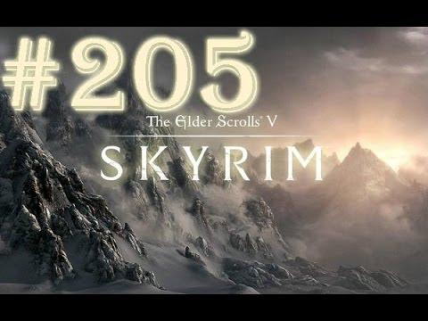 Прохождение Skyrim - часть 205 (Чудная Скайримская погода)