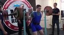 09.12.2018 Дмитрий Исаков (присед 120 кг)