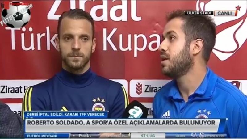 Aykut Kocaman, Volkan Demirel, Soldado Beşiktaşın maça çıkmamasını yorumladı