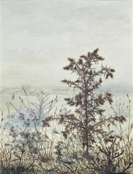 Леон Бонван / Leon Bonvin (1834 - 1866)