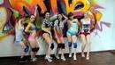 Booty twerk choreo by Natal'ya Khilinskaya Nicki Minaj Boss As Bitchгруппа начинающих
