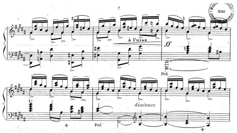 George Enescu - Suite no. 2 op. 10 - Charles Richard-Hamelin, piano