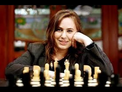 Magnus Carlsen Aggressive Game Destroy Judit Polgar - Saemisch Variation || Chess Clip 10