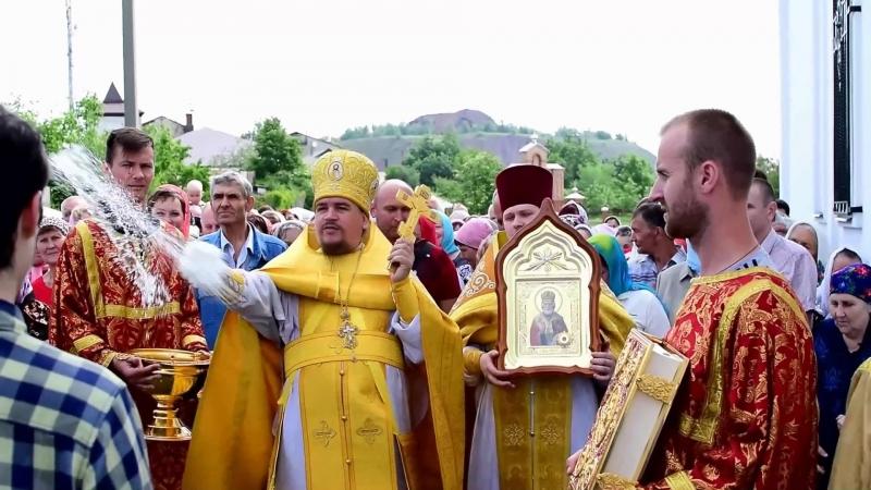 Свято-Никольский Храм престольный праздник.