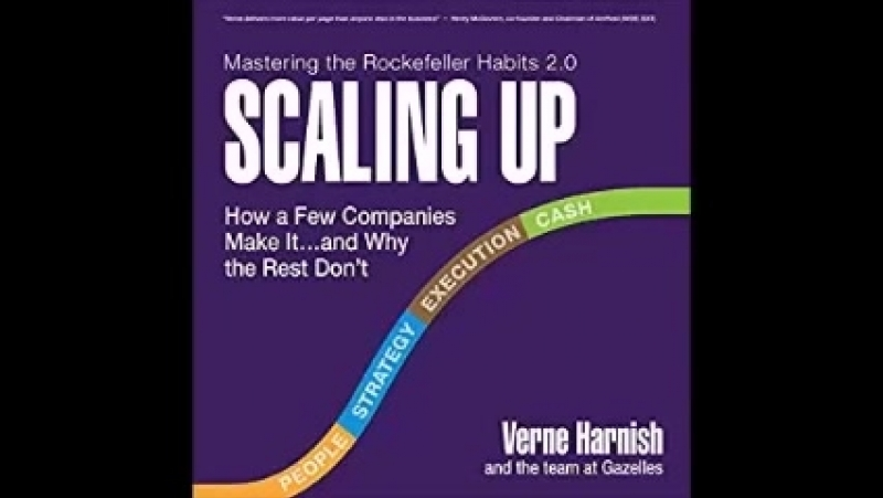 Scaling Up How a Few Companies Make It and Why the Rest Dont Rockefeller Habits Audiobook [360p]