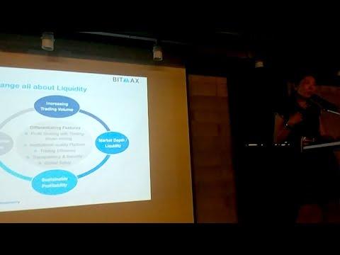 Bitmax Ceo Ariel Ling Blockchain 4