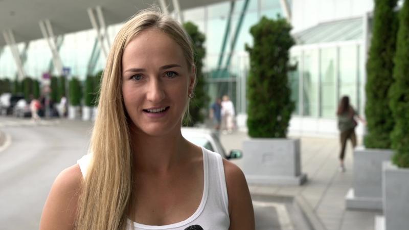 Екатерина Потапова «Наша цель - лицензия в Токио-2020»
