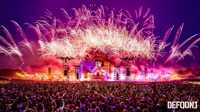 Defqon.1 Weekend Festival 2018 | Official Saturday Endshow