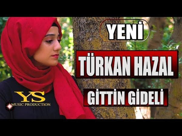 Turkan Hazal Gittin Gideli Akustik Cover