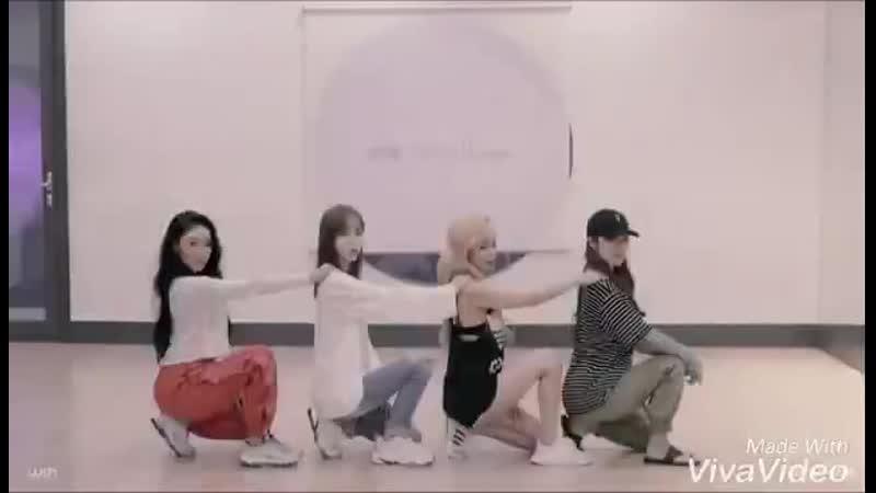 Mamamoo – Egotistic Dance Tutorial Mirrored pt.1
