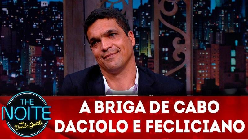Exclusivo para web: Cabo Daciolo fala sobre treta com Feliciano | The Noite (29/10/18)