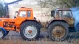 Traktoren Tauziehen .Wer ist besser alte oder neu Model .