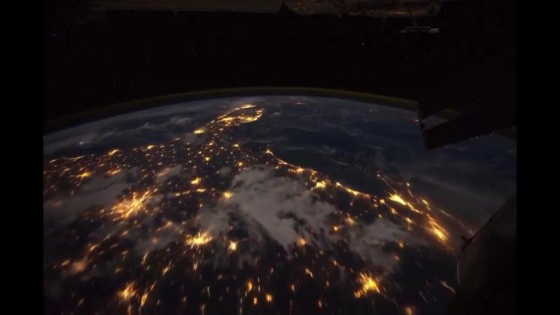 Вид Земли из космоса 🌏