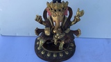 Fine Rare Ganesha Statue and the Story of Lord Ganesh (Symbolism-Legend)