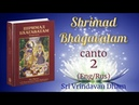 Кадамба Канана Свами - ШБ 2.10.1-3 (Вриндаван, 21.11.18)
