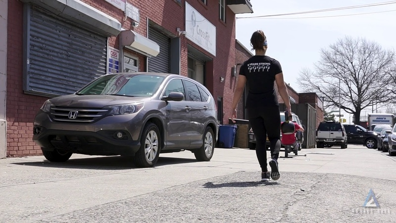 Carry Weight to Save your Shoulders - PCS 20180529 with Veronica Walber of CrossFit Flushing