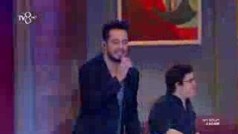 Murat Boz 'Adını Bilen Yazsın' Şarkısıyla Stüdyoyu Salladı _ 3 Adam_low.mp4