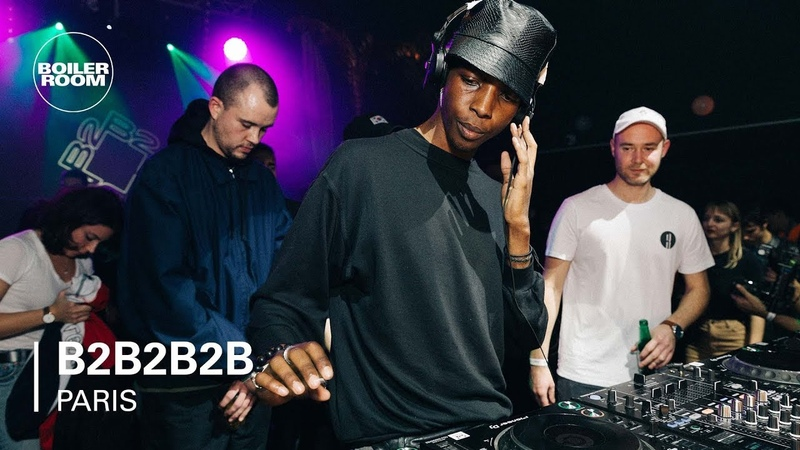 Moku John, Pl4net Dust, Mobbs Scarlett   Boiler Room x UberPool presents B2B2B2B   Paris