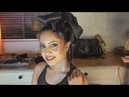 Best Grooming for High Fashion Glamour Makeup Hair Style MONIKA Rathor