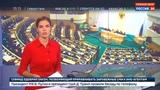 Новости на Россия 24 Сенаторы одобрили закон о СМИ-иноагентах