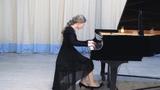 01 Русанова Екатерина В А Моцарт Соната Ля мажор III часть, Рондо alla turca