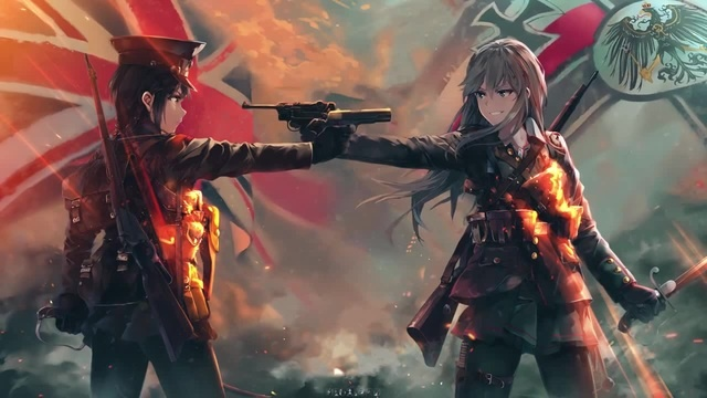 Battlefield 1 -Anime Art 60FPS-1080P