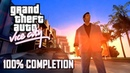 GTA Vice City 100% Completion Full Game Walkthrough 1080p 60fps