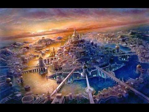 Славяно Арийские Веды Атлантида
