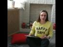 Видео-кастинг Дулиной Ульяны.