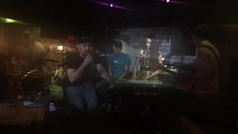 Ёж freestyle (United Bar jam session)