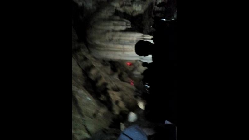 Новоафонские пещеры Абхазия