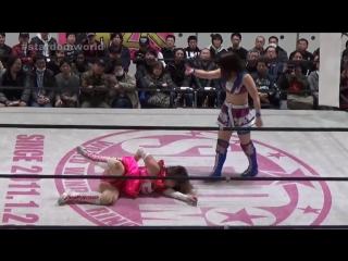 01 Hiromi Mimura vs Nao Yamaguchi