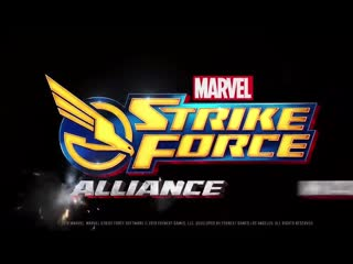 The MARVEL Strike Force is going to WAR! MarvelStrikeForce