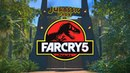 Jurassic Park Painstakingly Created in Far Cry 5
