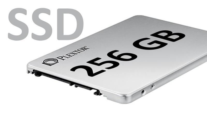 Обзор на SSD диск PLEXTOR S3C 256 Гб TLC PX-256S3C