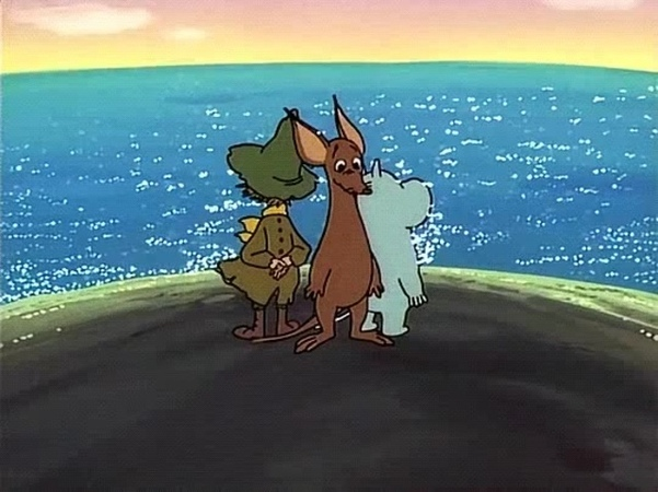 на небе только и разговоров что о море