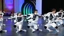 日本人大学生チームが息の合ったキレキレダンスで金メダル獲得 「FISU3