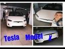ВЛОГ Івано Франківськ ПРЕЗЕНТАЦІЯ НОВОЇ Tesla Model X