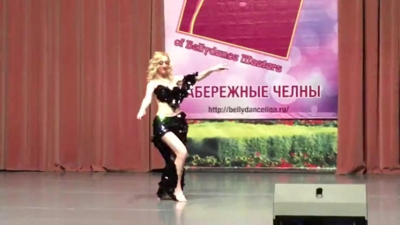 Оксана Гареева. Табла-соло 2 место Набережные Челны