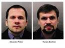Подозреваемые в отравлении Скрипалей являются офицерами ГРУ Генштаба РФ