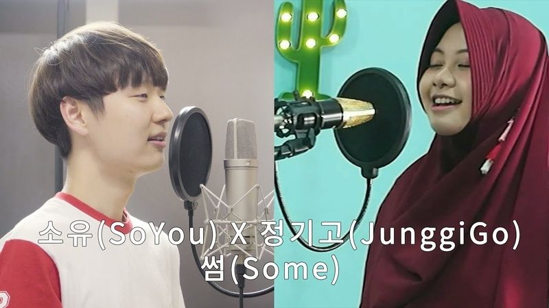 소유(SoYou) X 정기고(JunggiGo) - 썸(Some) Cover by Dragon Stone X Adinda Negara