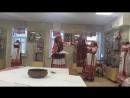 О традиционном костюме на открытии выставки Нюксенские ткачихи Коншина Ольга Николаевна.