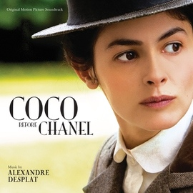 Alexandre Desplat альбом Coco Before Chanel