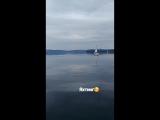 Яхтинг на озере Тургояк 18 июля 2018