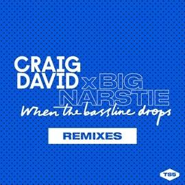 Craig David альбом When the Bassline Drops (Remixes)