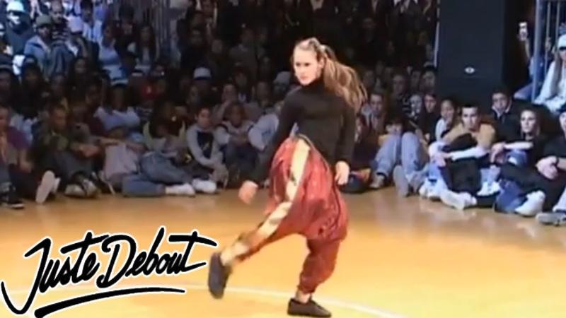 Magali : Hip-Hop Experimental Dancing Girl