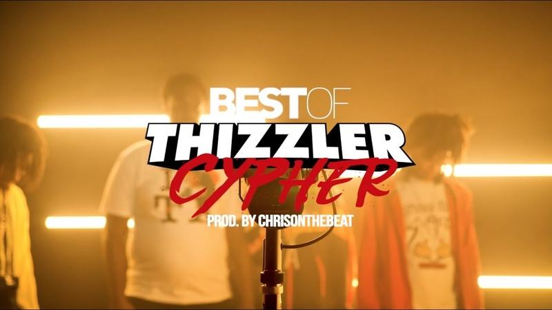 CashClick Boog, BandGang Lonnie, Shredgang Mone, Lil AJ, Drew Beez    Best Of Thizzler 2018 Cypher