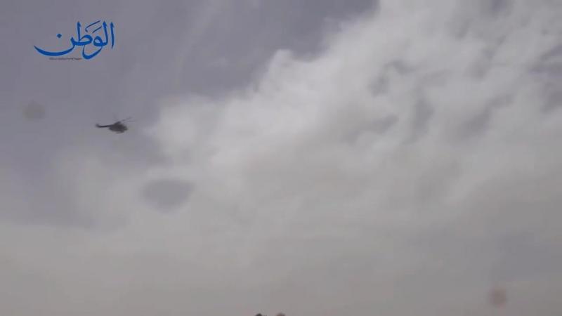 На передовой - Убойная Карусель - Ударные вертолеты ВКС РФ, Сирия