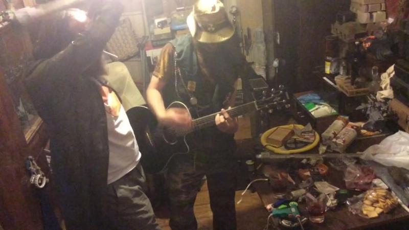 Doppelganger и Treggy собираются на полигон Fallout Атомный блюз
