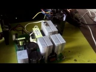 Обзор и ремонт сварочного инвертора Maxcut #1